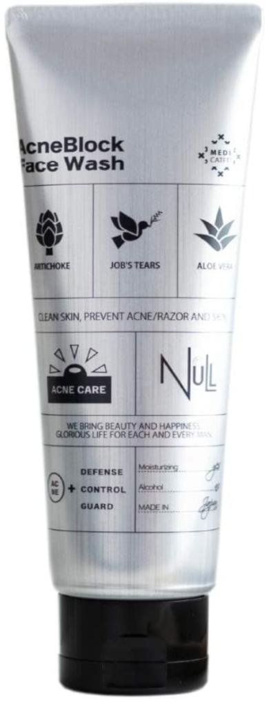 男性の黒ニキビ予防におすすめの弱アルカリ性洗顔料8選 メンズスキンケア