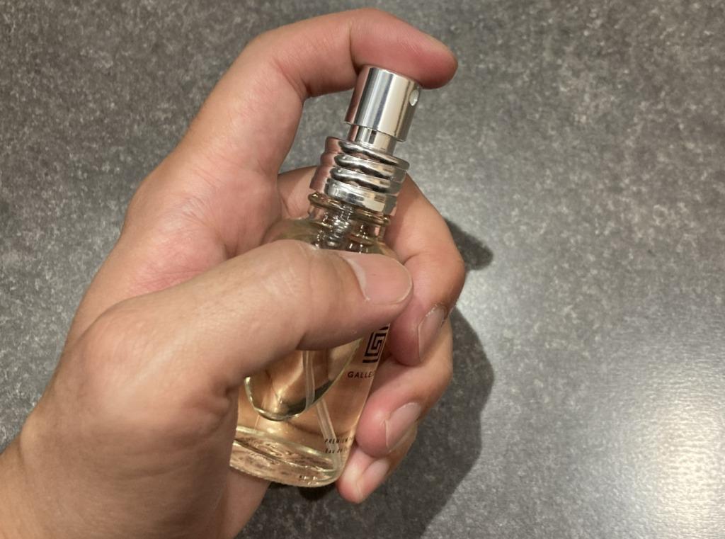 ガレイドの香水レビューと口コミ 女子ウケ最高な人気メンズ用香水